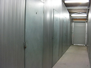 self-storage units and warehouse overflow storage